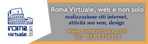 Roma Virtuale - Web agency, Realizzazione siti internet - SEO SEM