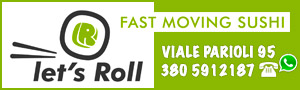 Let's Roll - Fast Moving Sushi