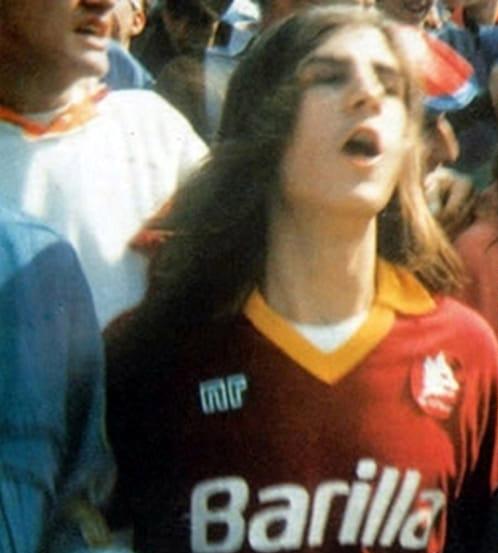 Amtonio De Falchi - AS Roma