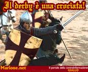 Il derby è una crociata!