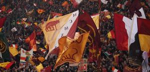 Curva Sud, gruppo ROMA: Un presidente così non lo vogliamo! Lo stadio nuovo non lo vogliamo!