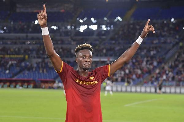 AS Roma – Abraham torna in gruppo: il calciatore è a disposizione