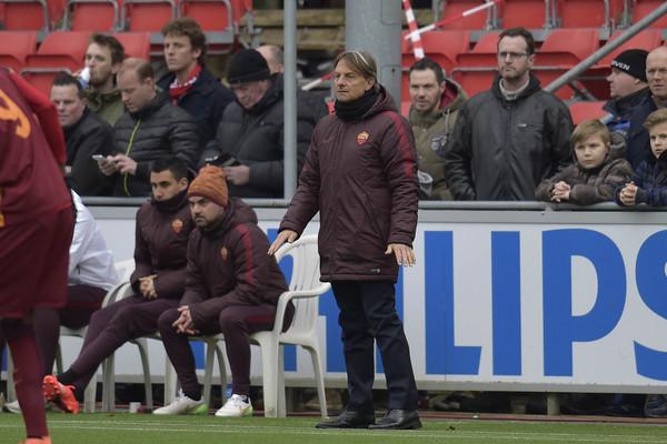 Alberto De Rossi: Contro l'Atletico sarà fondamentale il nostro approccio