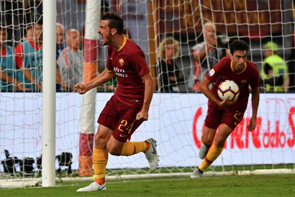 Italia: risentimento al polpaccio sinistro per Florenzi. Il giocatore sarà valutato nelle prossime ore