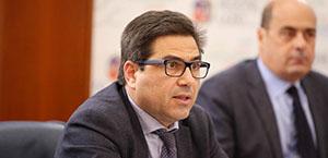 Alessio D'Amato: La festa dei tifosi della Roma? Rispettiamo le regole, non possiamo tornare indietro