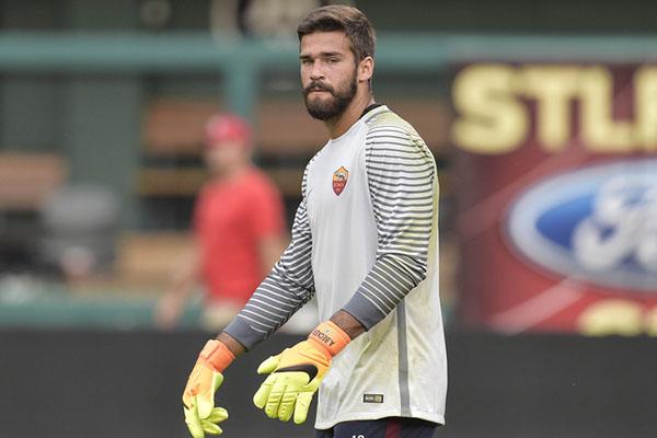 Allenamento AS Roma - Alisson impeccabile dal dischetto (Video)