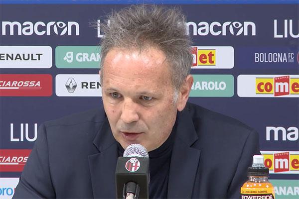 Mihajlovic in conferenza stampa: Non partiamo battuti, servirà una grande prestazione