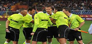 Serie A - Arbitri 24ª Giornata