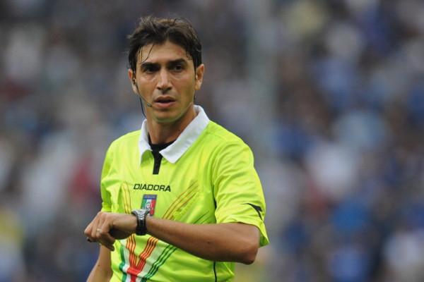 Calvarese dirigerà Roma-Chievo Verona. Gli arbitri della 35ª Giornata di Serie A