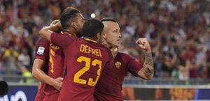 Roma-Lazio 2-1 FINALE