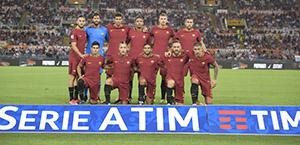 Le formazioni ufficiali di Roma-Lazio