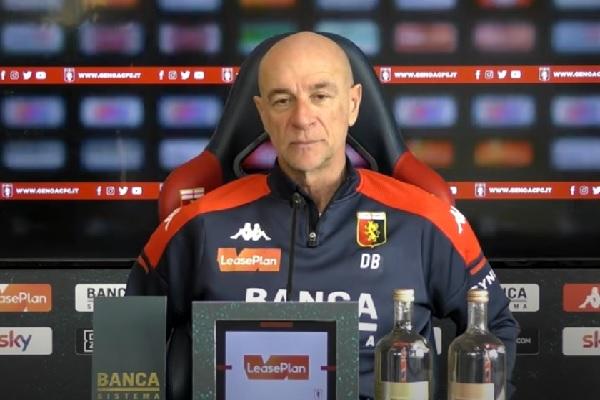 Ballardini: Abbiamo disputato una buona partita, è mancata un po' di brillantezza