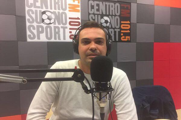 Francesco Balzani a Te la do io Tokyo: L'amichevole mi fa capire due cose: si partirà da un 4-2-3-1 e la difesa giocherà molto alta