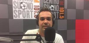 Francesco Balzani a Te la do io Tokyo: Juventus-Roma? Può succedere di tutto in 90 minuti. Oggi Di Francesco qualche stoccatina qua e là l'ha data