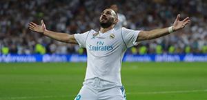 Verso Real Madrid-Roma - Benzema: La Roma ha giocatori molto bravi, tutte le partite sono difficili
