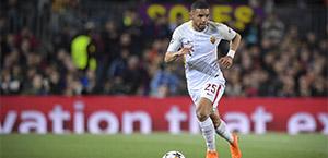 Bruno Peres a fine partita: Siamo stati concentrati per tutti i 90 minuti