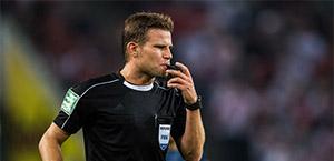 Felix Brych dirigerà Roma-Manchester United
