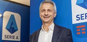 Coronavirus – Positivo il presidente della Lega Serie A Dal Pino