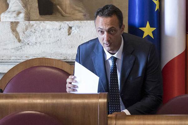 GIP: De Vito ha messo a disposizione la sua pubblica funzione di presidente del Consiglio comunale di Roma Capitale per assecondare interessi di natura privatistica facenti capo al gruppo Parnasi