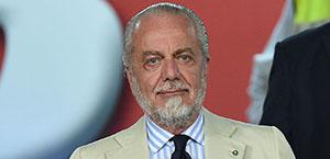 Coronavirus - Napoli: il presidente Aurelio De Laurentiis positivo