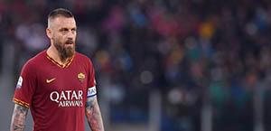 De Rossi: Mi piacerebbe allenare la Roma