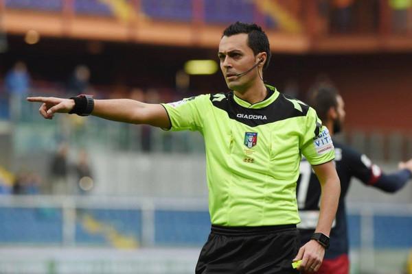 Marco Di Bello dirigerà Roma-Juventus
