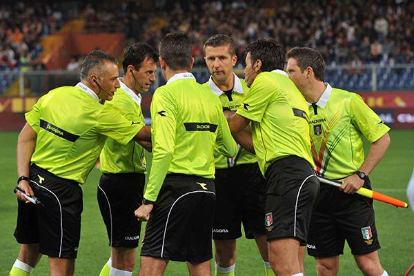 Serie A: gli arbitri della 1a giornata