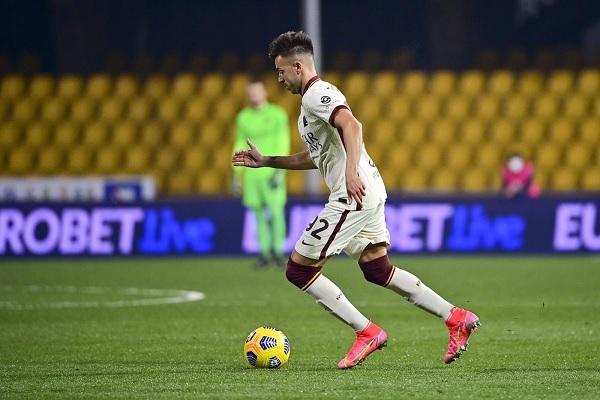 AS Roma – Gol di tacco di El Shaarawy durante l'allenamento (Video)