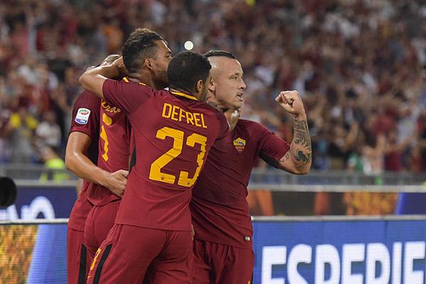Atletico Madrid-Roma 0-0 LIVE