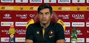 Fonseca in conferenza stampa: I giocatori vogliono fare una grande partita. L'interesse del Benfica? Penso solo alla gara contro il Milan. I rossoneri non sono in crisi