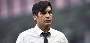 Fonseca: Fatale il secondo tempo di Manchester. E' stato un grande piacere allenare la Roma
