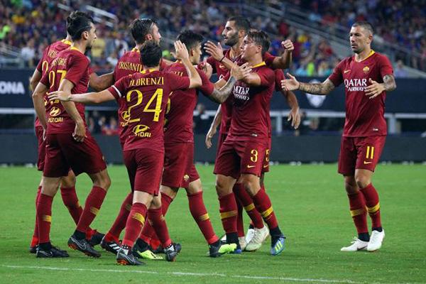 Roma-Spal: le formazioni ufficiali