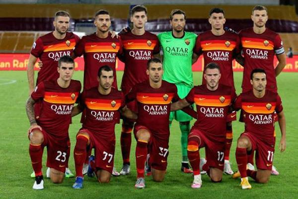 Roma-Benevento: le formazioni ufficiali