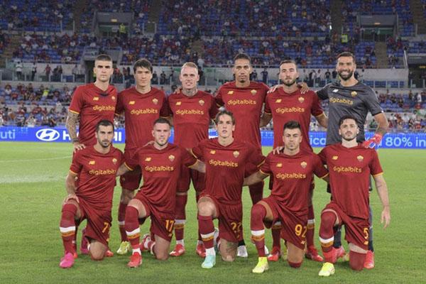 Juventus-Roma: le formazioni ufficiali