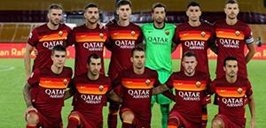 Roma-Braga: le formazioni ufficiali