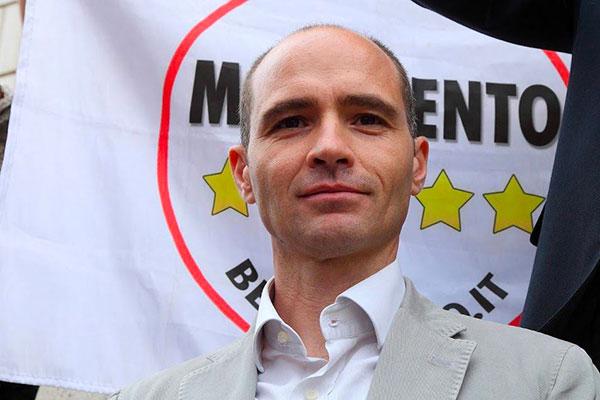 Stadio della Roma: l'assessore Daniele Frongia (M5S) indagato per corruzione