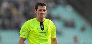Giacomelli dirigerà Roma-Torino. Gli arbitri della 20 Giornata di Serie A
