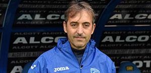 Giampaolo in conferenza stampa: Il nome dell'avversario non conta, voglio vedere la mia Sampdoria