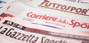 Roma-Milan: le probabili formazioni dei quotidiani