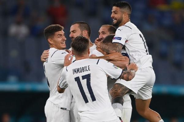 Euro 2020 – L'Italia debutta con una vittoria: 3-0 alla Turchia