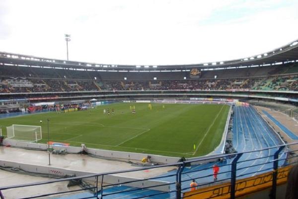 Hellas Verona-Roma: tutto esaurito nel settore ospiti