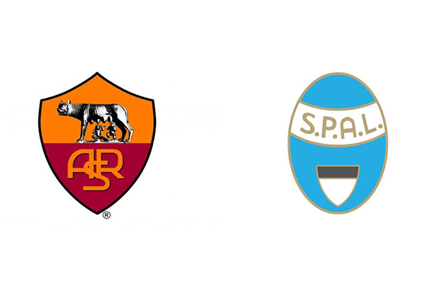 Roma-Spal 0-2 FINALE