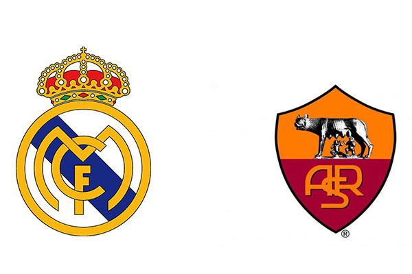 Real Madrid-Roma 3-0 FINALE