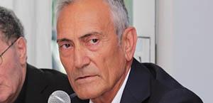 Gravina: Escludo sanzioni, non si può sanzionare un'idea