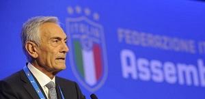 Gravina: Questa Nazionale è un simbolo di unità dell'Italia