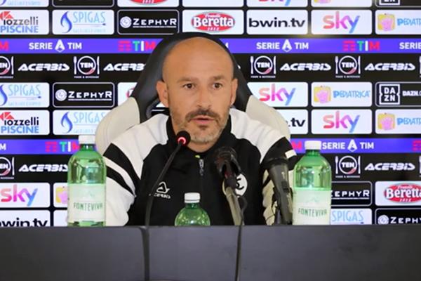 Italiano in conferenza stampa: Archiviamo la partita di Coppa. Vogliamo fare punti in campionato