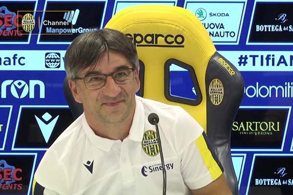 Juric: Mourinho? Spero torni quello di dieci anni fa