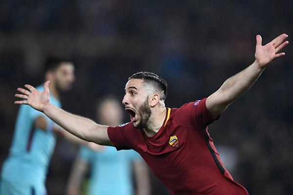 Mercato Roma - Il Napoli ha trovato l'accordo con Manolas. I due club a colloquio (Sky Sport)