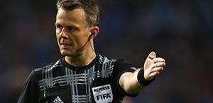 Björn Kuipers dirigerà Real Madrid-Roma