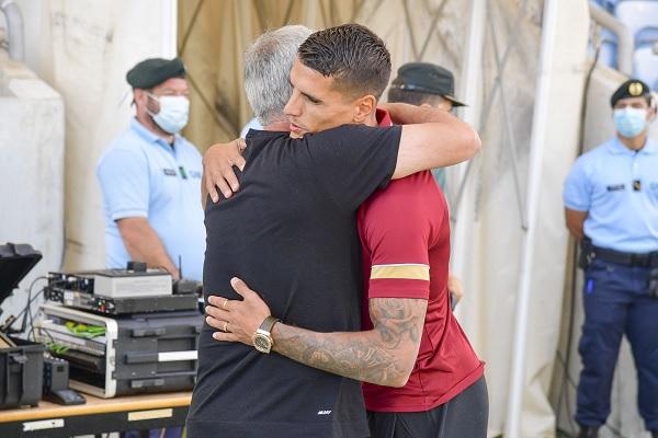 Lamela saluta la Roma: E' stato bello rivederti
